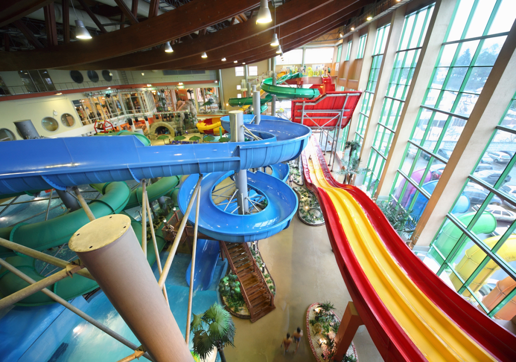 Kva-Kva Russian Indoor Waterpark
