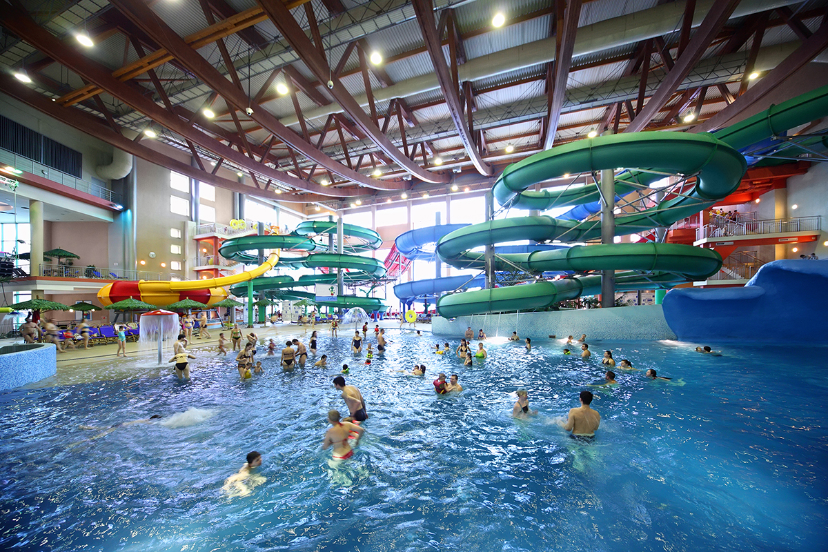 Wave Pools Amp Rivers Hotelwaterparks