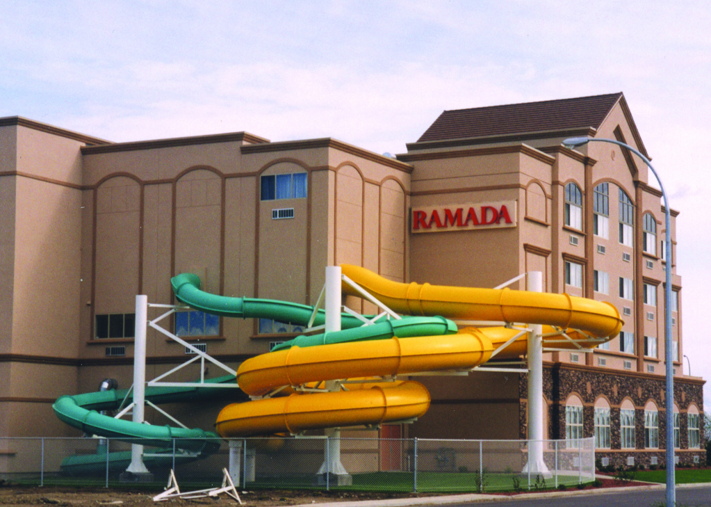 Aquawiz & Superflume at the Lethbridge Ramada