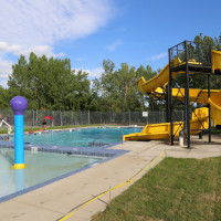 Radville Community Pool, Canada